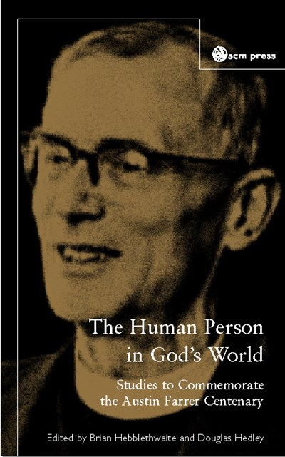 The Human Person In God's World