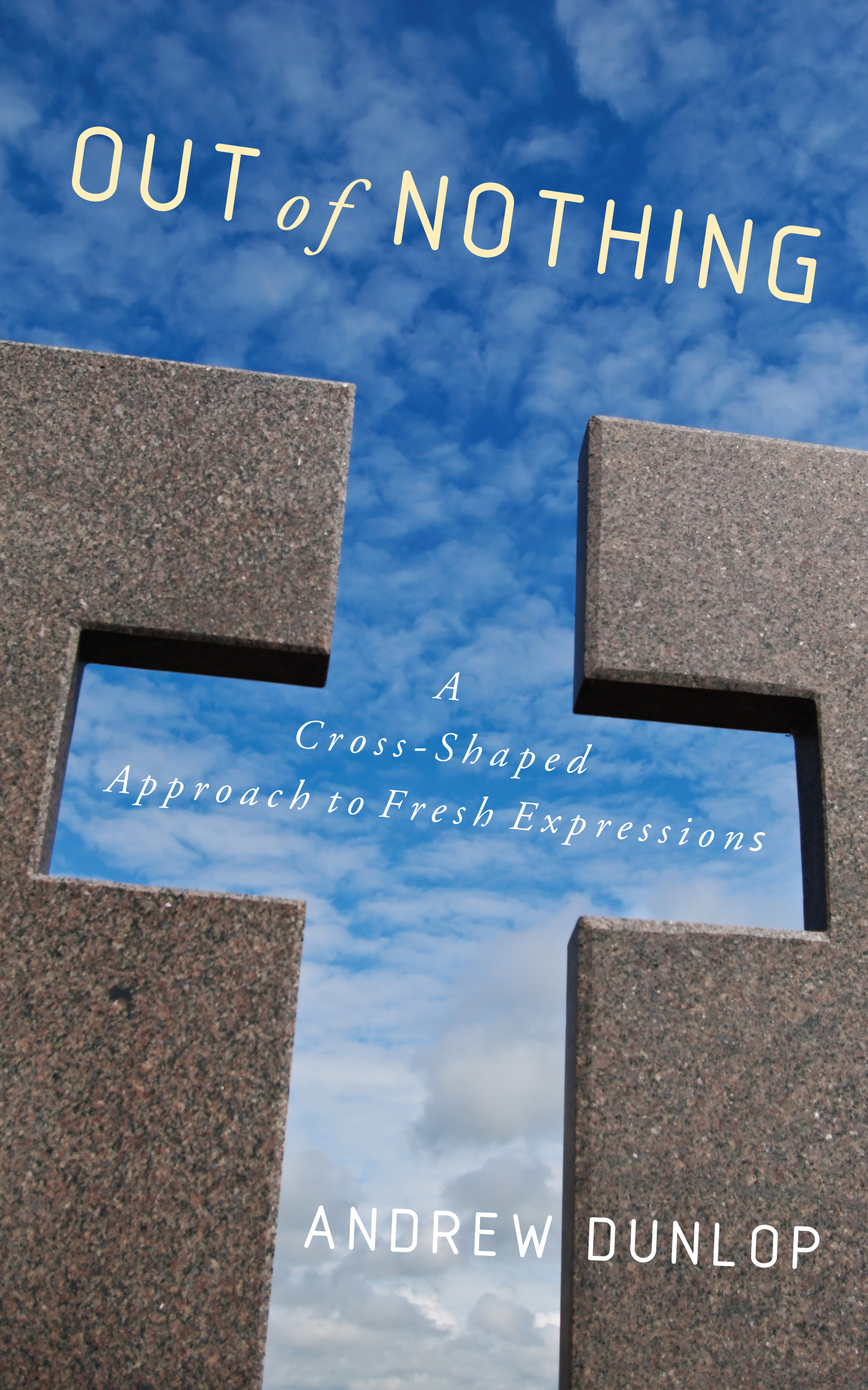 Out of Nothing: A Cross-Shaped Approach to Fresh Expressions