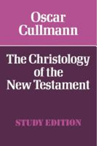 Christology of the New Testament