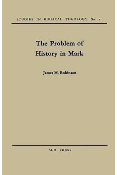 Problem of History in Mark