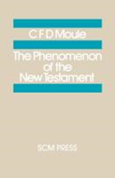 Phenomenon of the New Testament