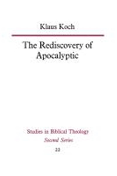 Rediscovery of Apocalyptic