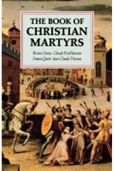 Book of Christian Martyrs