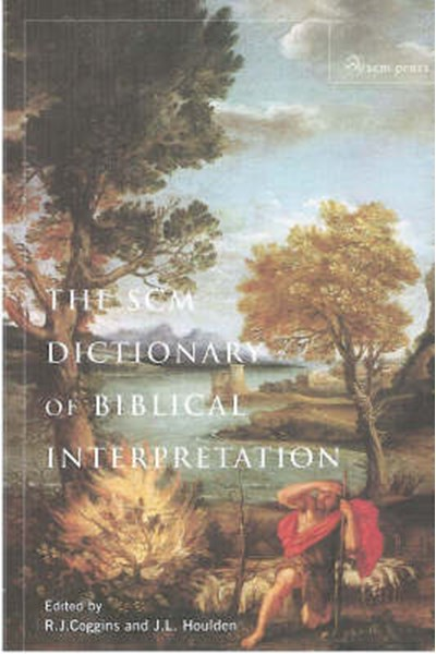 SCM Dictionary of Biblical Interpretation