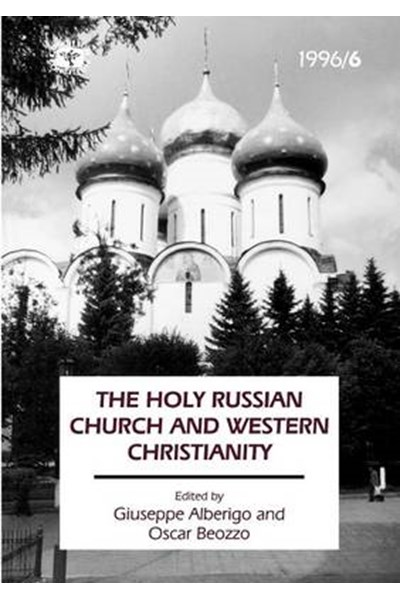 Concilium 1996/6 Holy Russian Church and Western Christianity