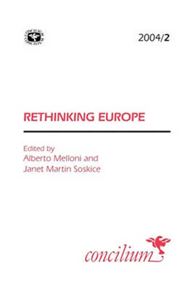 Concilium 2004/2 Re-thinking Europe