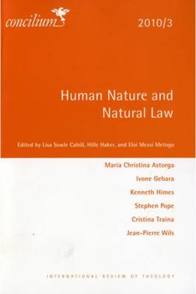 Concilium 2010/3 Human Nature and Natural Law