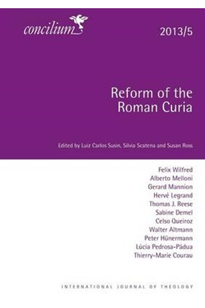 Concilium 2013/5 Reform of the Roman Curia