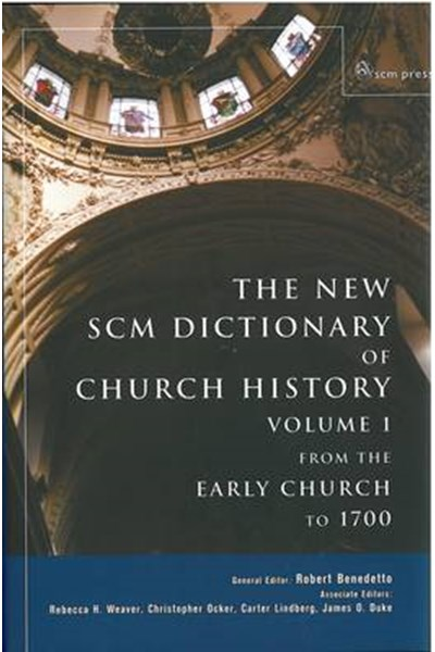 SCM Dictionary of Church History