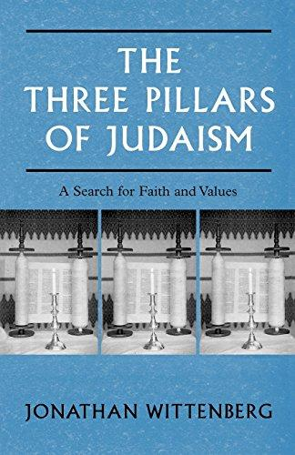 The Three Pillars of Judaism