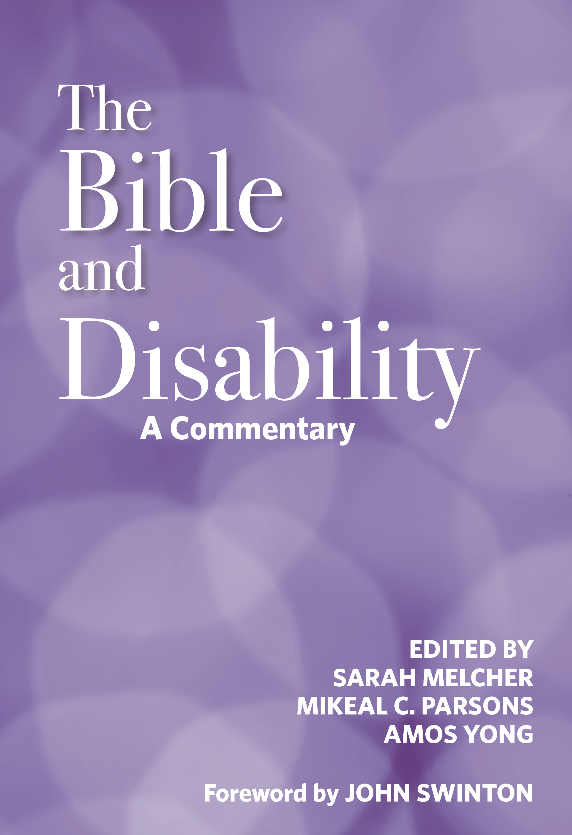 The Bible and Disability