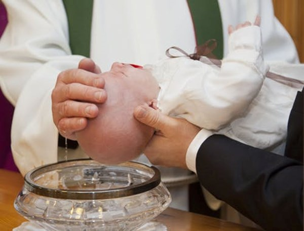 Does the church need to rediscover christenings?
