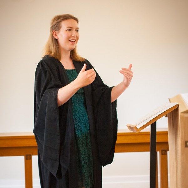 Meet the Theology Slam Finalists: Molly Boot